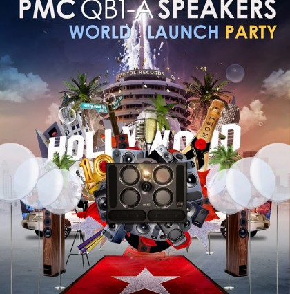PMC Party @ Capitol Studios